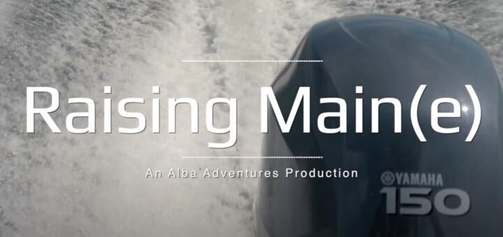 Raising Main(e) title cover image